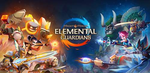 Might & Magic Elemental Guardians v1.40 + data