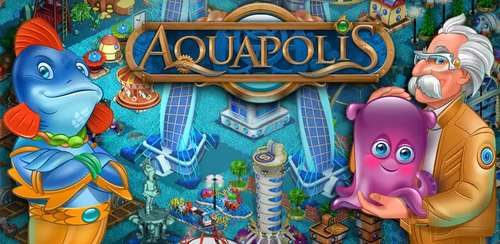Aquapolis. Free city building! v1.48.16