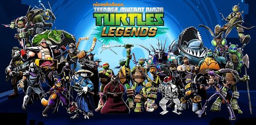 Ninja Turtles: Legends v1.14.2