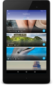 تصویر محیط Buckist – Best Bucket List App v2.3.0