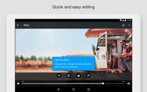 تصویر محیط RealTimes Video Maker v5.7.5