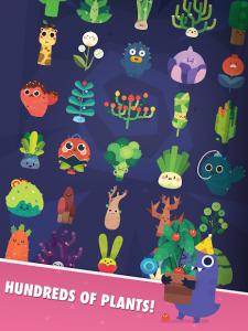 تصویر محیط Pocket Plants v2.6.14