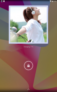 تصویر محیط Animated Photo Widget + v9.5.0