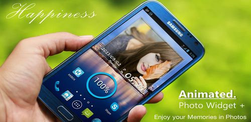 Animated Photo Widget + v9.7.1