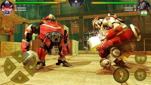 تصویر محیط Clash Of Robots v3.3
