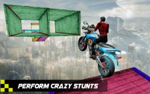 تصویر محیط Stuntman Bike Race v1.1.4