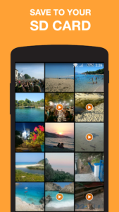 تصویر محیط Horizon Camera v1.5.2.15