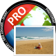 نرم افزار نقشه عکس PhotoMap PRO Gallery - Photos, Videos and Trips v8.4