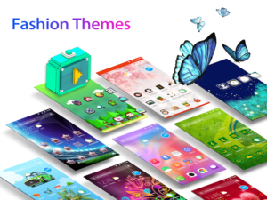 تصویر محیط APUS Launcher – Theme, Wallpaper, Hide Apps v3.10.12 build 504