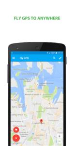 تصویر محیط Fly GPS v3.3.5
