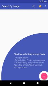 تصویر محیط Search By Image v3.2.9