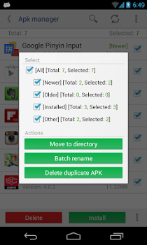 APK File Manager v3.1.107