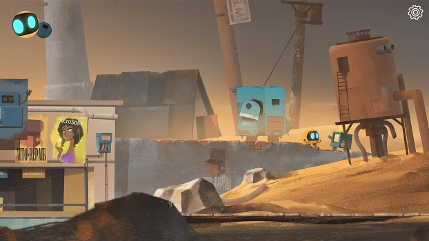Abi: A Robot's Tale v1.1