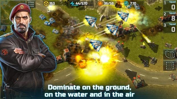 Art of War 3: PvP RTS modern warfare strategy game v1.0.66