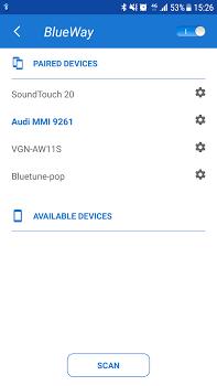 نرم افزار مدیریت بلوتوث BlueWay – Smart Bluetooth v3.7.1.0
