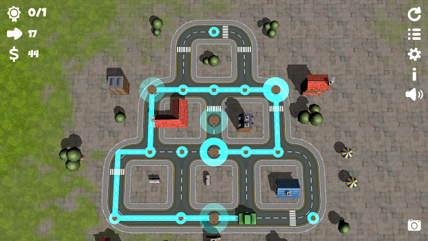 بازی پازل ماشین ها Car Puzzler v1.3