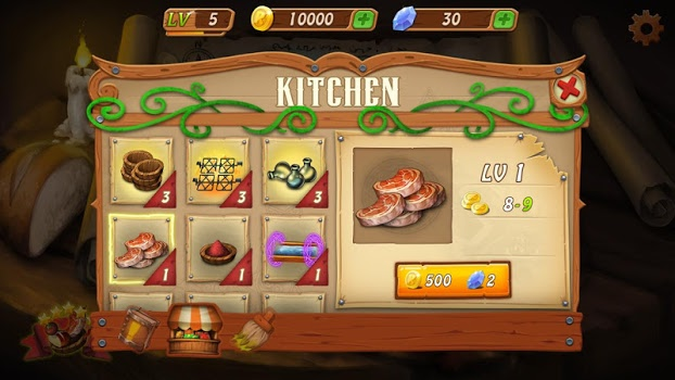 Cooking Witch v2.0.7