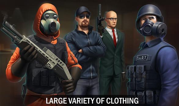 Crime Revolt – Online Shooter v2.04 + data