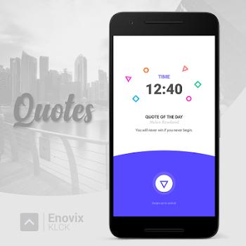 Enovix KLCK v1.0