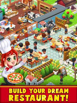 Food Street – Restaurant Management & Cooking Game v0.36.4 + data