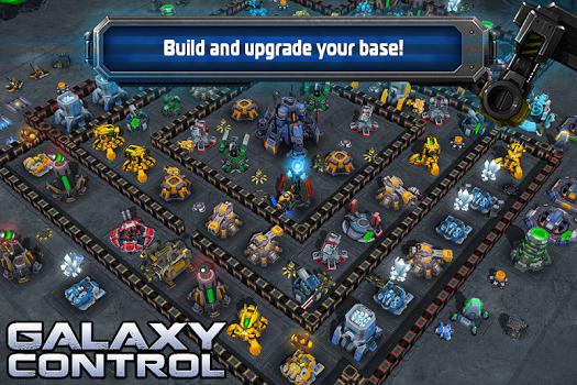 Galaxy Control: 3D strategy v6.8.63