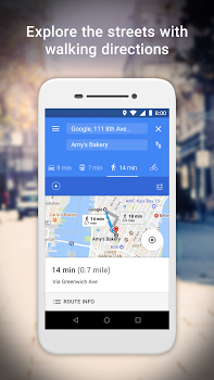 Google Maps Go – Directions, Traffic & Transit (Unreleased) v91