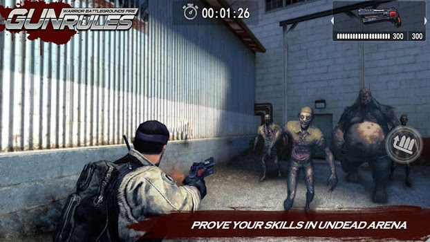 Gun Rules : Warrior Battlegrounds Fire v1.1.2
