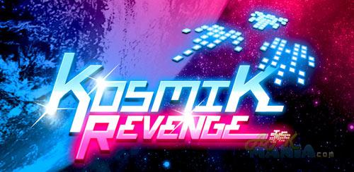 Kosmik Revenge – Retro Arcade Shoot 'Em Up v1.8.0 + data