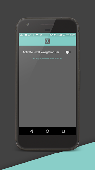 Pixel Navigation Bar (No Root) with Animations v4.4