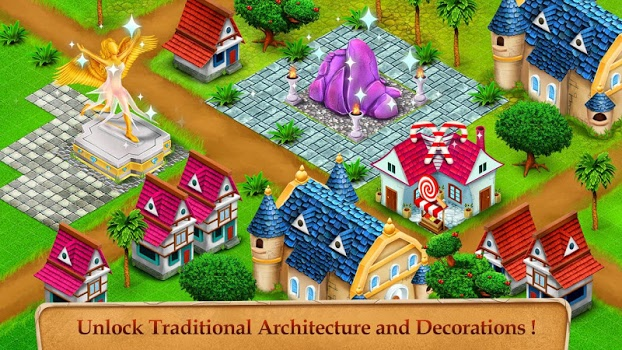 Princess Kingdom City Builder v1.5
