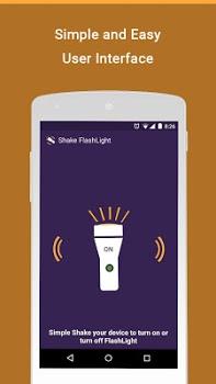 Shake Flash Light v3.0