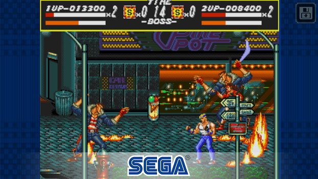 Streets of Rage Classic v1.0.1