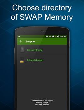 Swapper – Create SWAP Memory v1.1.7