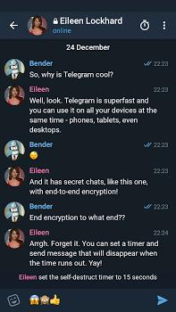 دانلود تلگرام ایکس Telegram X v0.21.1.1003