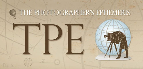 The Photographer's Ephemeris v1.7.5