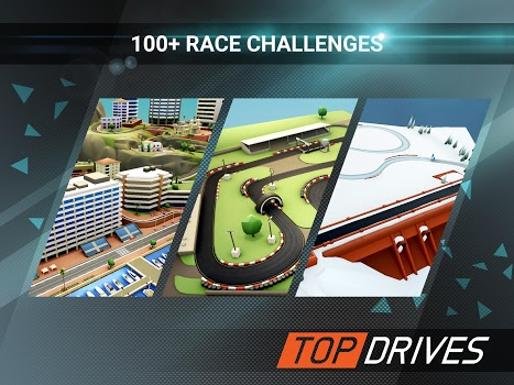 Top Drives v1.70.00.7885 + data