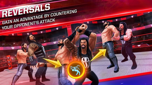 WWE Mayhem v1.13.358 + data