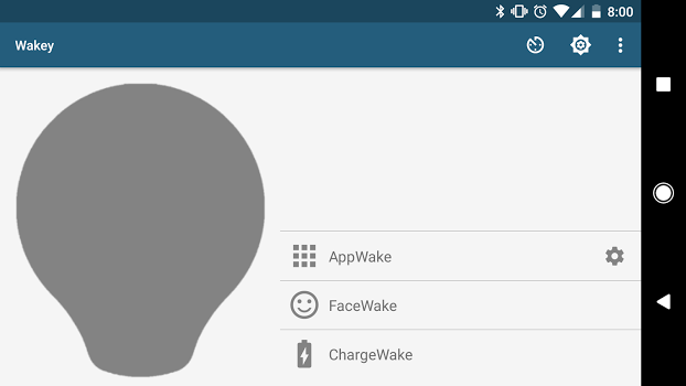 Wakey: Keep Your Screen On v5.7.2
