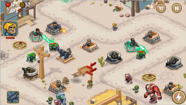 Zombie World: Tower Defense v1.0.19