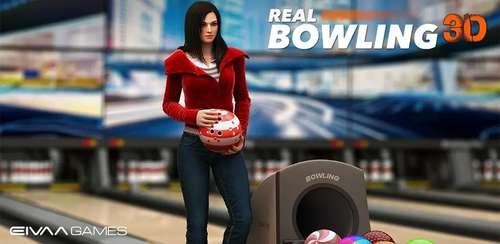 Real Bowling 3D FREE v1.7
