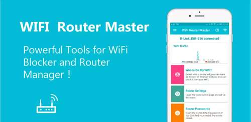 WiFi Router Master – Detect Who is On My WiFi v1.4.3