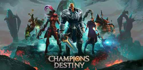 Champions Destiny v1.4.4 + data