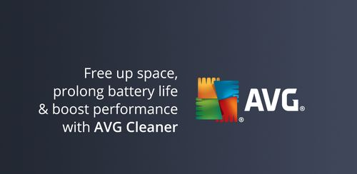 AVG Cleaner – Speed, Battery, Memory & RAM Booster v4.22.1