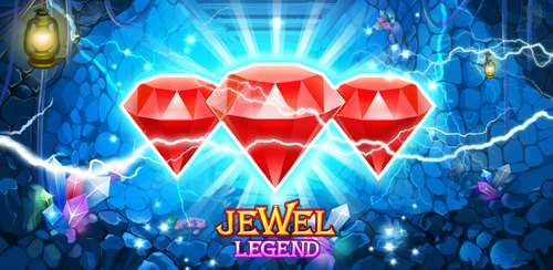Jewels Legend – Match 3 Puzzle v2.10.1