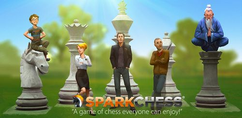 SparkChess HD v11.0.3