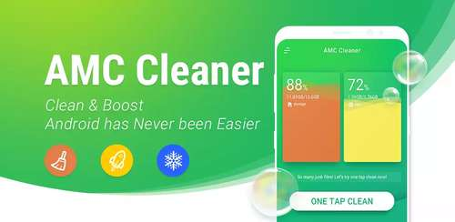 AMC Cleaner – Super Phone Booster & CPU Cooler v2.0.1