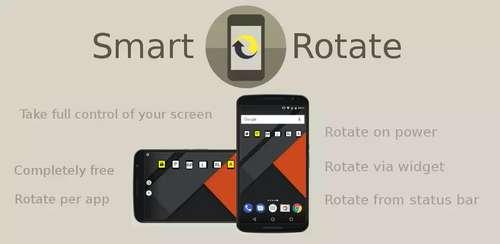 Smart Rotate: Screen Rotation Control v2.8.16