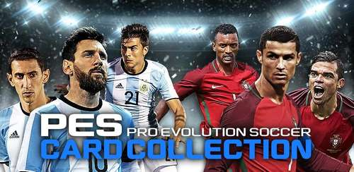 PES CARD COLLECTION v2.1.0