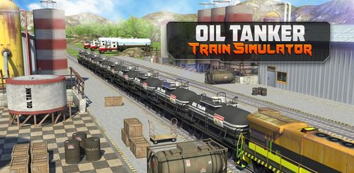Oil Tanker Train Simulator v1.4