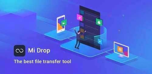 Mi Drop – File Transfer & Share Tool v1.7.0